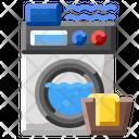 Laundry Machine Washer Icon