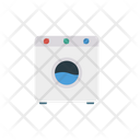 Washing Machine Laundry Icon