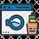 Washing Machine Washer Icon