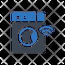 Wireless Washing Machine Icon