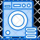 Washing Machine Laundry Machine Automatic Washer Icon