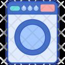 Washing Machine Laundry Machine Washing Icon