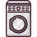 Appliances Electronics Laundry Icon