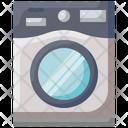 Dryer Laundromat Laundry Service Icon