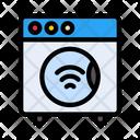 Washing Machine Automatic Icon