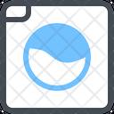 Washer Internet Of Things Smart Washing Machine Icon