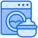 Washing Machine Laundry Hobby Icon