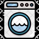 Washing Machine Laundry Machine Laundry Icon