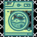 Washing Machine Laundry Appliances Icon