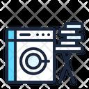 Wash Machine Washing Machine Laundry Machine Icon