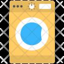 Washing Clothes Laundry Icon