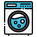 Washing Machine Home Icon