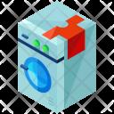 Washing Machine Equipment Icon