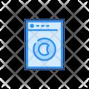 Washing Mechine Icon