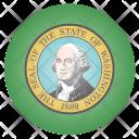 Washington Us State Icon