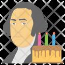 Washington's Birthday Icon