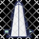 Washington Tower Tower Place Icon