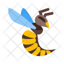 Wasp Animal Icon