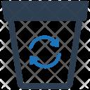 Waste Rubbish Trash Icon