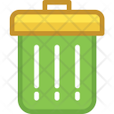 Waste Trash Recyclebin Icon