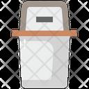 Waste Bin Recycle Bin Dustbin Icon