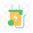 Energy Process Waste Icon