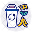 Waste Food Icon
