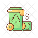 Cost Management Recycling Icon