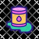 Environmental Pollution Garbage Icon