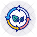 Waste Reduction Icon