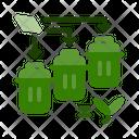 Waste Sorting Trash Sorting Icon