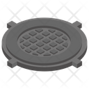 Waste Strainer Icon