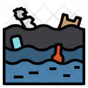 Waste Sewage Water Icon