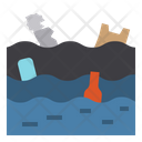 Waste Sewage Water Icon