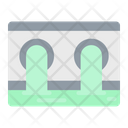 Waste Nuclear Science Icon
