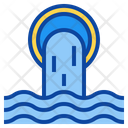 Waste Water Water Pollution Pollution Icon
