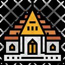 Wat Benchamabophit Buddha Buddhism Icon