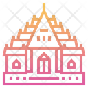 Wat Benchamabophit Icon
