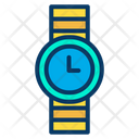 Hand Watch Time Icon