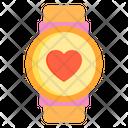 Watch Health Love Love Watch Watch Icon