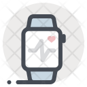 Watch Iwatch Smart Icon