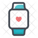Watch Iwatch Wrist Icon