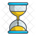 Watch Timer Glass Icon