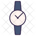 Watch Wearing Clock Icon