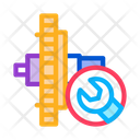 Watch Gear Repair Icon