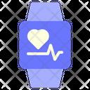 Watch Smartwatch Fitness Icon