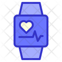 Watch Smartwatch Fitness Icon