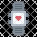 Clock Love Loving Icon