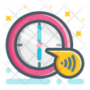 Watch Ramadan Clock Icon