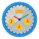 Watch Date Clock Icon